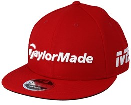 Tour 9Fifty Scarlet Snapback - Taylor Made