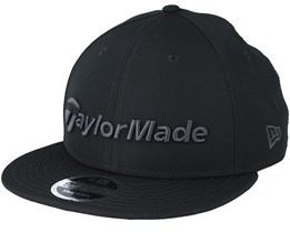Performance 9Fifty Black Snapback - Taylor Made