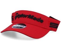 Radar TM20 Red Visor - Taylor Made
