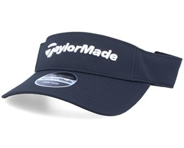 Women's Tour Black Visor - Taylor Made