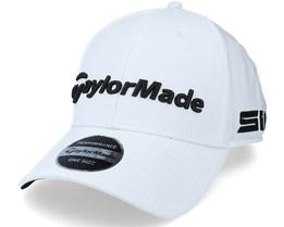 Tour Radar White/Black Adjustable - Taylor Made