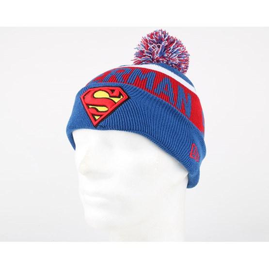 Kids Superman Team Jake Beanie - New Era - Start Boné - Hatstore 192f134da11