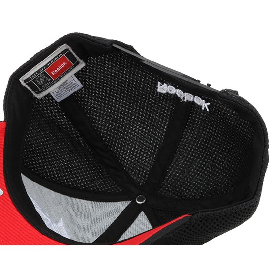 Ottawa Senators Cool N Dry Adjustable Reebok cap