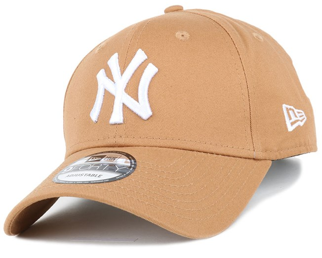 NY Yankees League Essential Wheat 940 Adjustable - New Era - Start ... 407d0f303fd