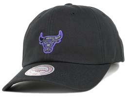 Chicago Bulls 96 Slouch Adjustable - Mitchell & Ness