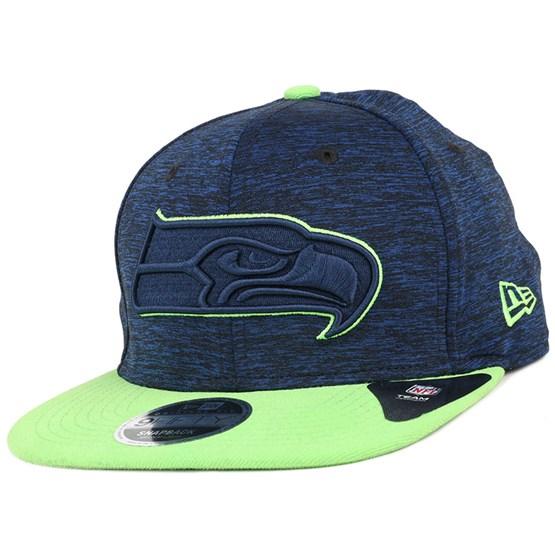 41f67cc5f711 Seattle Seahawks NFL Sports Jersey 9Fifty Snapback - New Era cap -  Hatstore.de