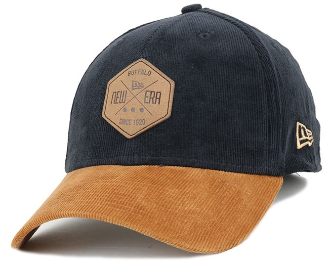BlackWheat Stretch Hex Cord 39Thirty Flexfit New Era caps