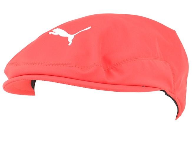 Tour Driver Red Flat Cap - Puma Cobra caps  5a1e7a6d4f4