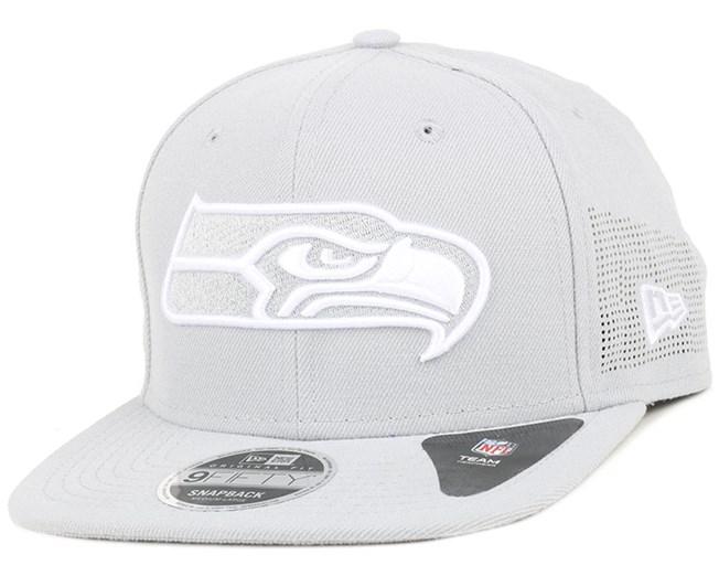 Seattle Seahawks NFL Side Performance 9Fifty Snapback - New Era caps ... 9cfeb1eeb