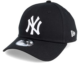 8079f66ae3a52 NY Yankees 940 Basic Black - New Era