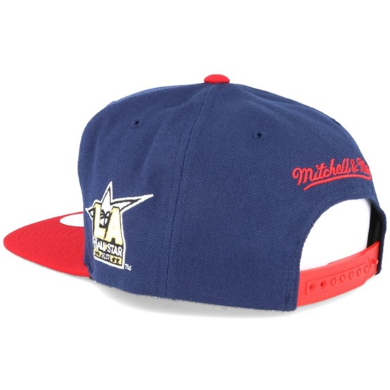 d1944fedaf1 Columbus Blue Jackets NHL 2017 ASG 2T Snapback - Mitchell   Ness caps