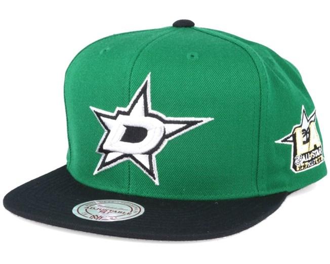 0ba1f6a1d3a Dallas Stars NHL 2017 ASG 2T Snapback - Mitchell   Ness caps ...