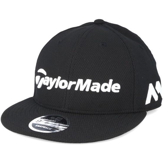 Keps Tour Black 9Fifty Snapback - Taylor Made - Svart Snapback