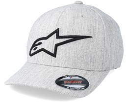 Logo Astar Light Heather Gray/Black - Alpinestars