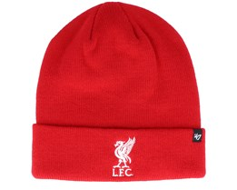 Liverpool Knit Red/White Cuff - 47 Brand