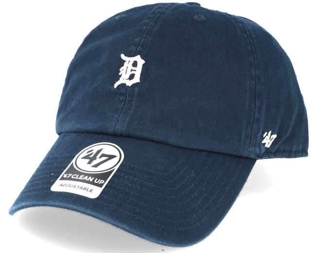 purchase cheap 82da4 a62f6 Detroit Tigers Abate Clean Up Navy Adjustable - 47 Brand caps ...