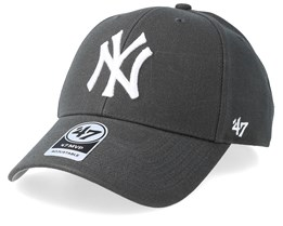 pretty nice ece65 ba703 NY Yankees Mvp Charcoal Adjustable - 47 Brand