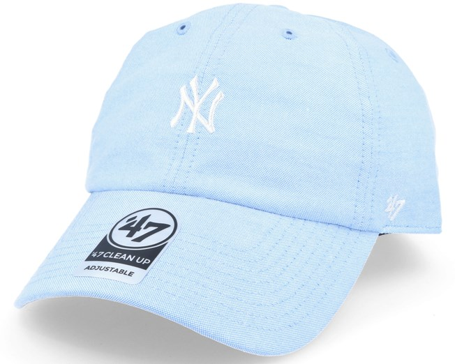 purchase cheap 1994d a4318 New York Yankees Monument Salute Light Blue Clean Up Adjustable - 47 ...