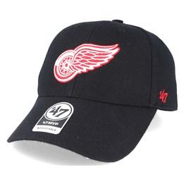 competitive price ca557 b605b 47 Brand Detroit Red Wings Mvp Black Adjustable - 47 Brand £19.99