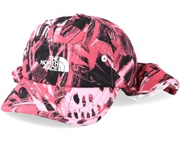 Kids Youth Party Back Pink Multi - The North Face