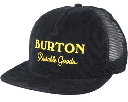 Durable True Black Trucker - Burton