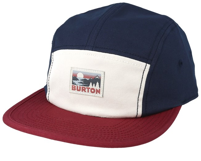 56220befc Cordova Mood Indigo 5-Panel - Burton caps | Hatstore.co.uk