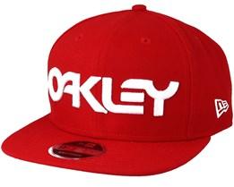 Mark II Novelty Red Line Snapback - Oakley