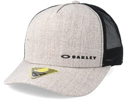 low priced 5494e 0e86f Chalten Grey Rye Trucker - Oakley