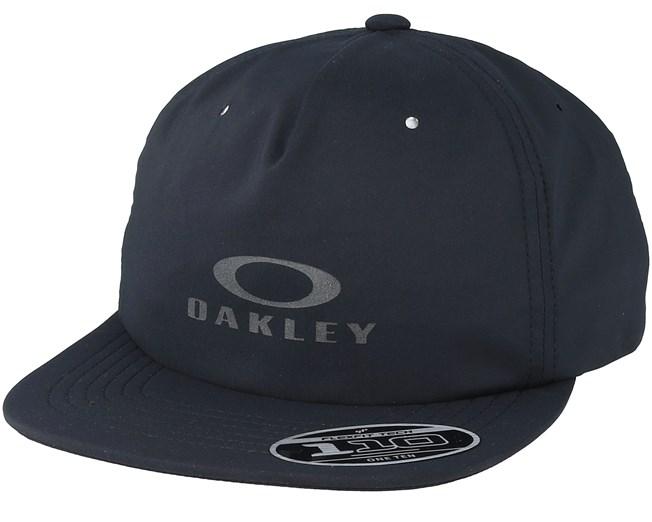 b3253abc4e9 Lower Tech 110 Blackout Snapback - Oakley caps - Hatstoreworld.com