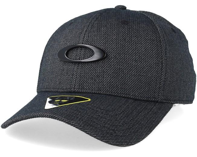 90ba6db97 Novelty Tin Can Blackout Flexfit - Oakley caps - Hatstoreworld.com