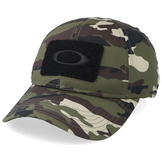 Si Camo Black Flexfit - Oakley caps - Hatstoreworld.com dacba24123e2