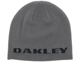 Rockslide Dark Grey/Black Beanie - Oakley