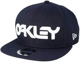 Mark II Novelty Navy Snapback - Oakley