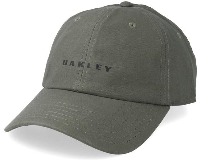 319965b6fbd6d Reflective 6 Panel Olive Adjustable - Oakley caps