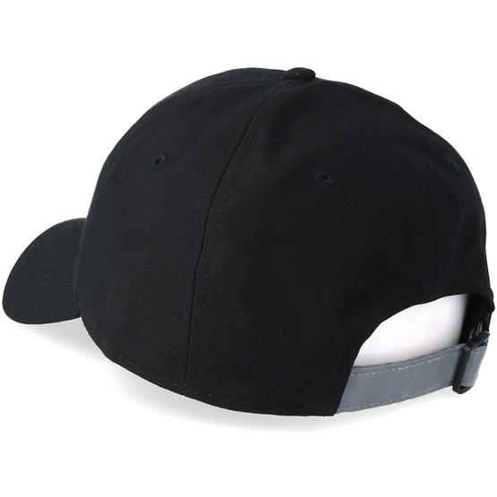 1d9af045897 Reflective 6 Panel Black Adjustable - Oakley caps - Hatstoreworld.com