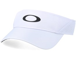 Game White/Black Visor - Oakley