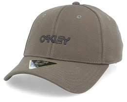 Metallic New Dark Brush Green Flexfit - Oakley
