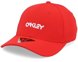 Metallic High Risk Red Flexfit - Oakley