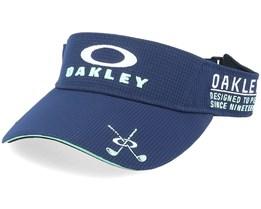 Golf Black Iris Visor - Oakley