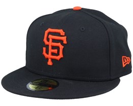 San Francisco Giants Authentic On-Field Game 59Fifty - New Era