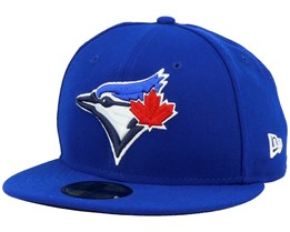 Toronto Blue Jays 59Fifty Authentic On-Field Home Royal Fitted - New Era