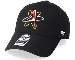 Albuquerque Isotopes Home 47 Mvp Black Adjustable - 47 Brand
