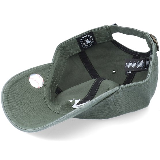 84c70f22eb1e8 New York Yankees Clean Up Moss Green Adjustable - 47 Brand caps -  Hatstoreaustralia.com