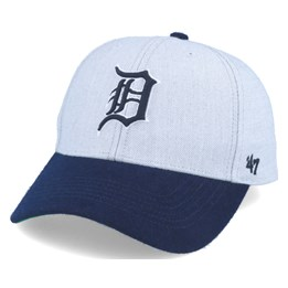 outlet store 76245 2c2a0 47 Brand Detroit Tigers Munson Mvp Grey navy Adjustable - 47 Brand AU  39.99