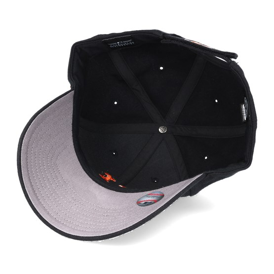 New York Mets Mvp Black Adjustable - 47 Brand - Start Gorra - Hatstore 876382854fb