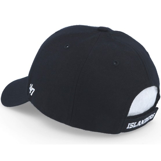 ebd33ac42c2 New York Islanders Mvp Black Adjustable - 47 Brand caps