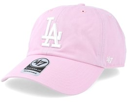 Los Angeles Dodgers Clean Up Pink Adjustable - 47 Brand