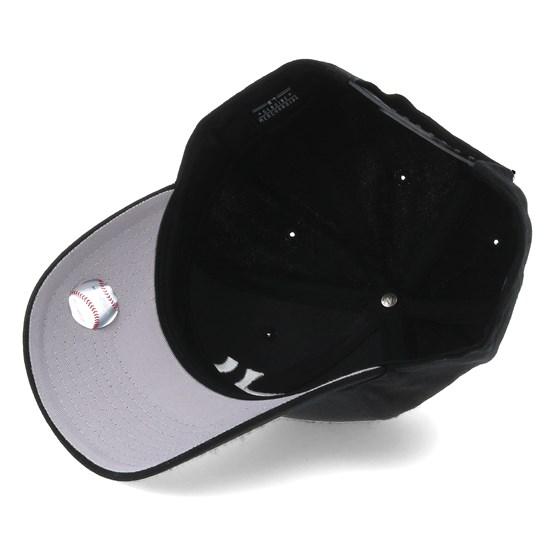 new style d5cdb bf759 New York Yankees Mvp Black White Adjustable - 47 Brand caps -  Hatstoreworld.com