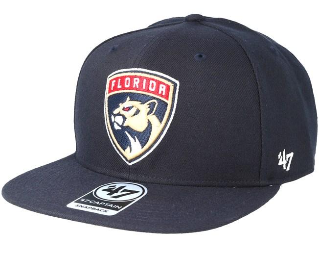 Florida Panthers Sure Shot Navy Snapback - 47 Brand caps - Hatstoreworld.com 98a33c3caf18