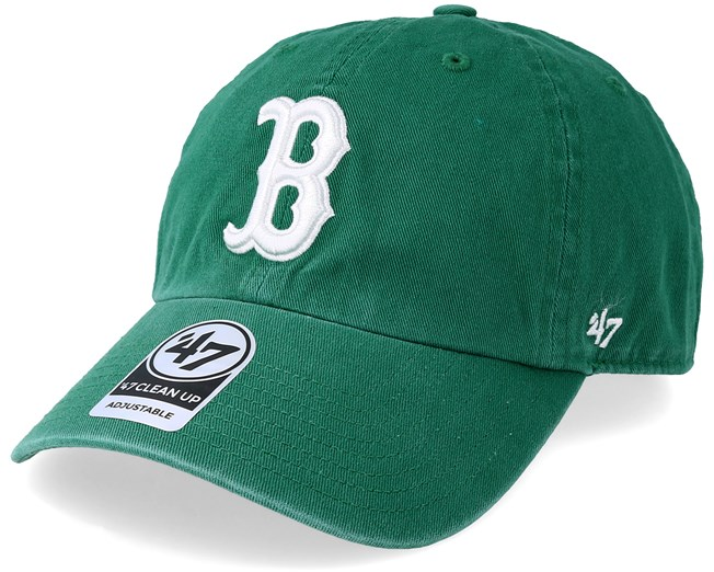f0e03e2aa51 Boston Red Sox St Patty´s 47 Clean Up Kelly Adjustable - 47 Brand ...
